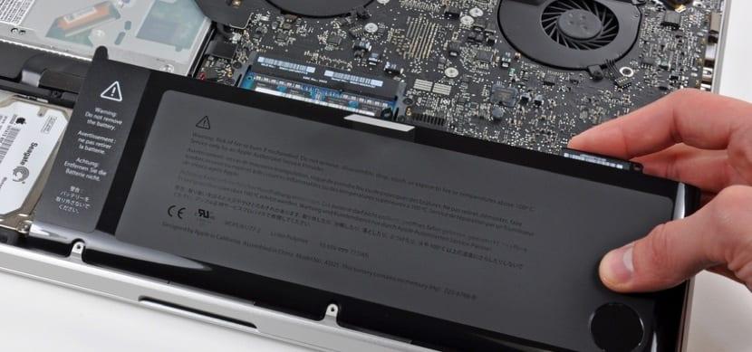 Batería de MacBook Pro A1278