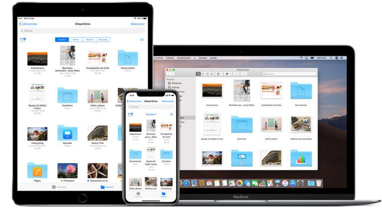 Cómo hacer una copia de seguridad del Mac con iCloud Drive