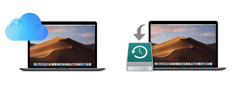Copia de seguridad del Mac