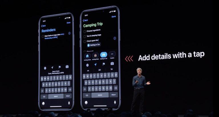 Listado de equipos que soportarán iOS 13