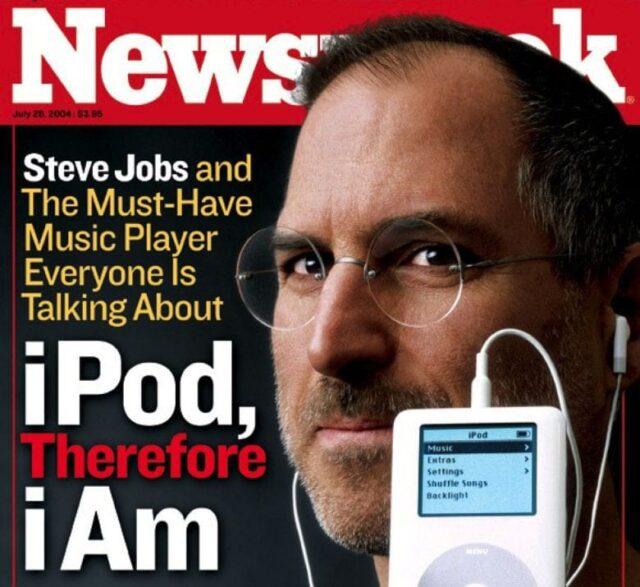 El iPod en Newsweek