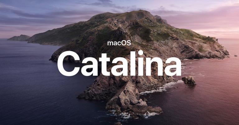macOS Catalina: sus principales novedades