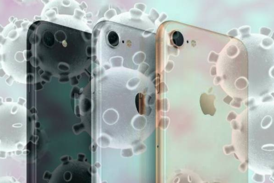 iPhone y coronavirus