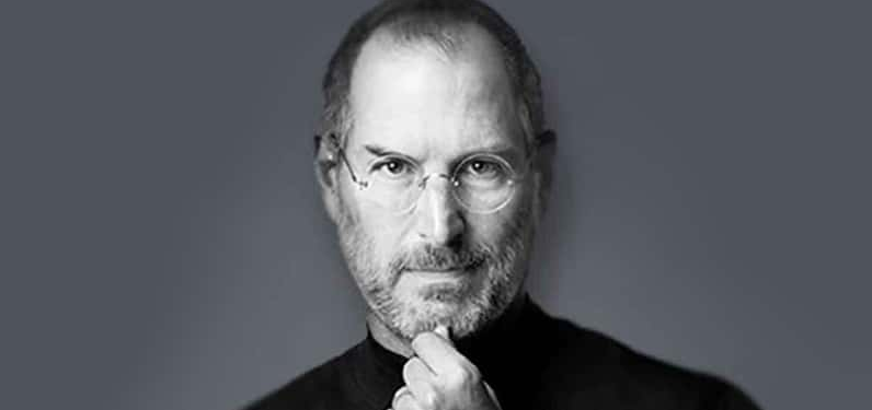 Potrait Steve Jobs
