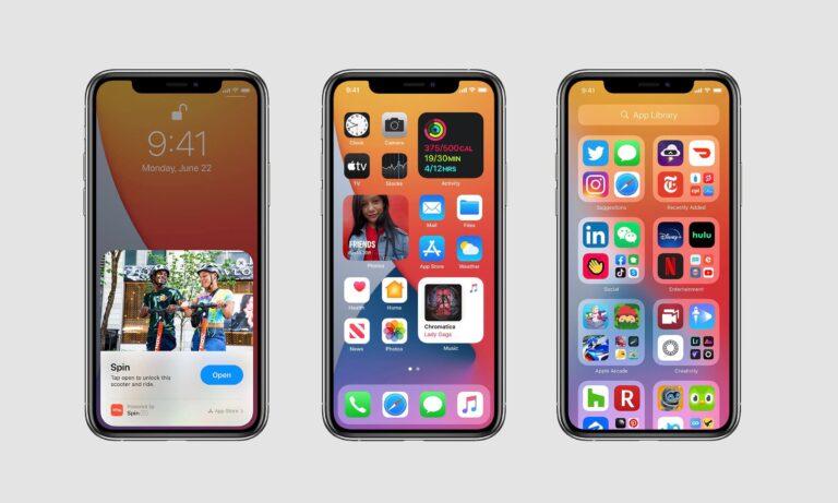 Aprende a cambiar los íconos de las apps en el iPhone