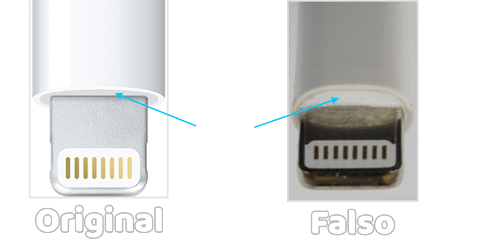 cable Lightning del iPhone/iPad