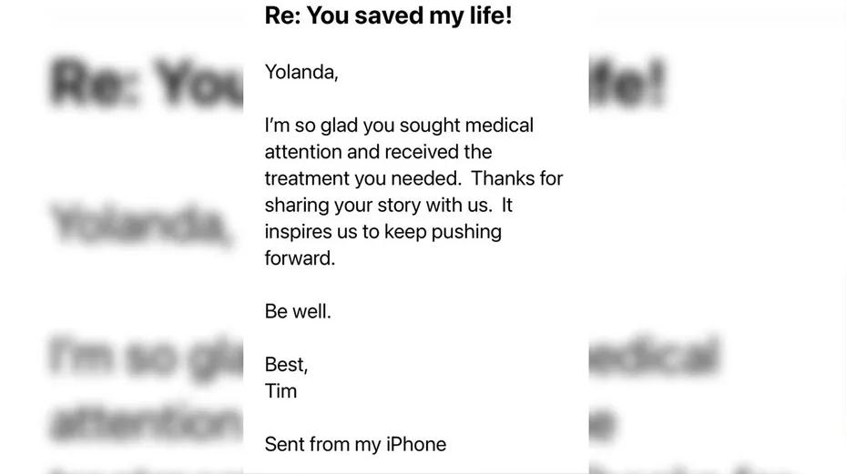 Apple Watch salva la vida de una mujer de Arizona